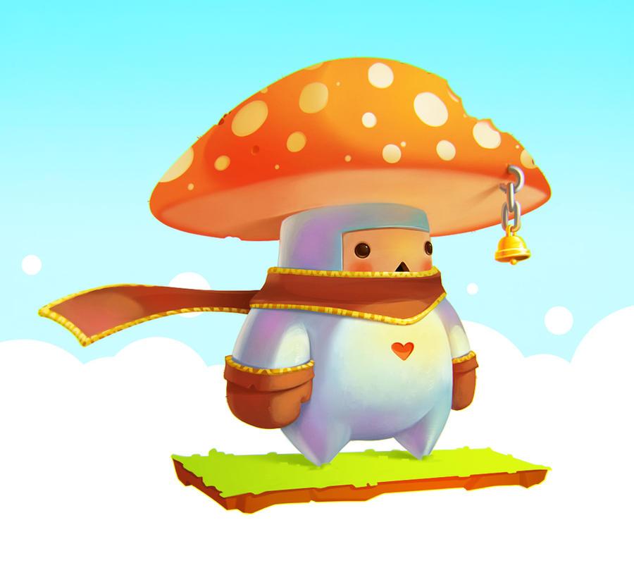 Mushroom by Firrka