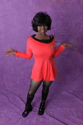 Uhura - 5 by adigity
