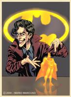 The Joker by Mario-Mancuso