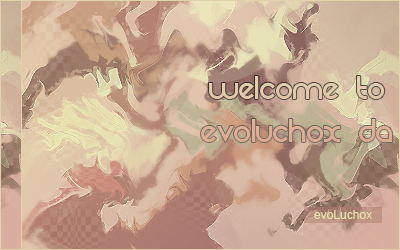 Welcome by evo-Luchox