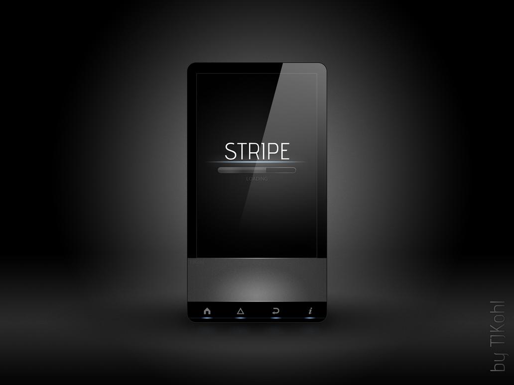 STR1PE - phone concept by tjkohli