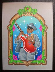 Otis Rush Tribute by EhrenThibs