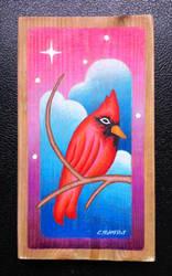 Cardinal by EhrenThibs