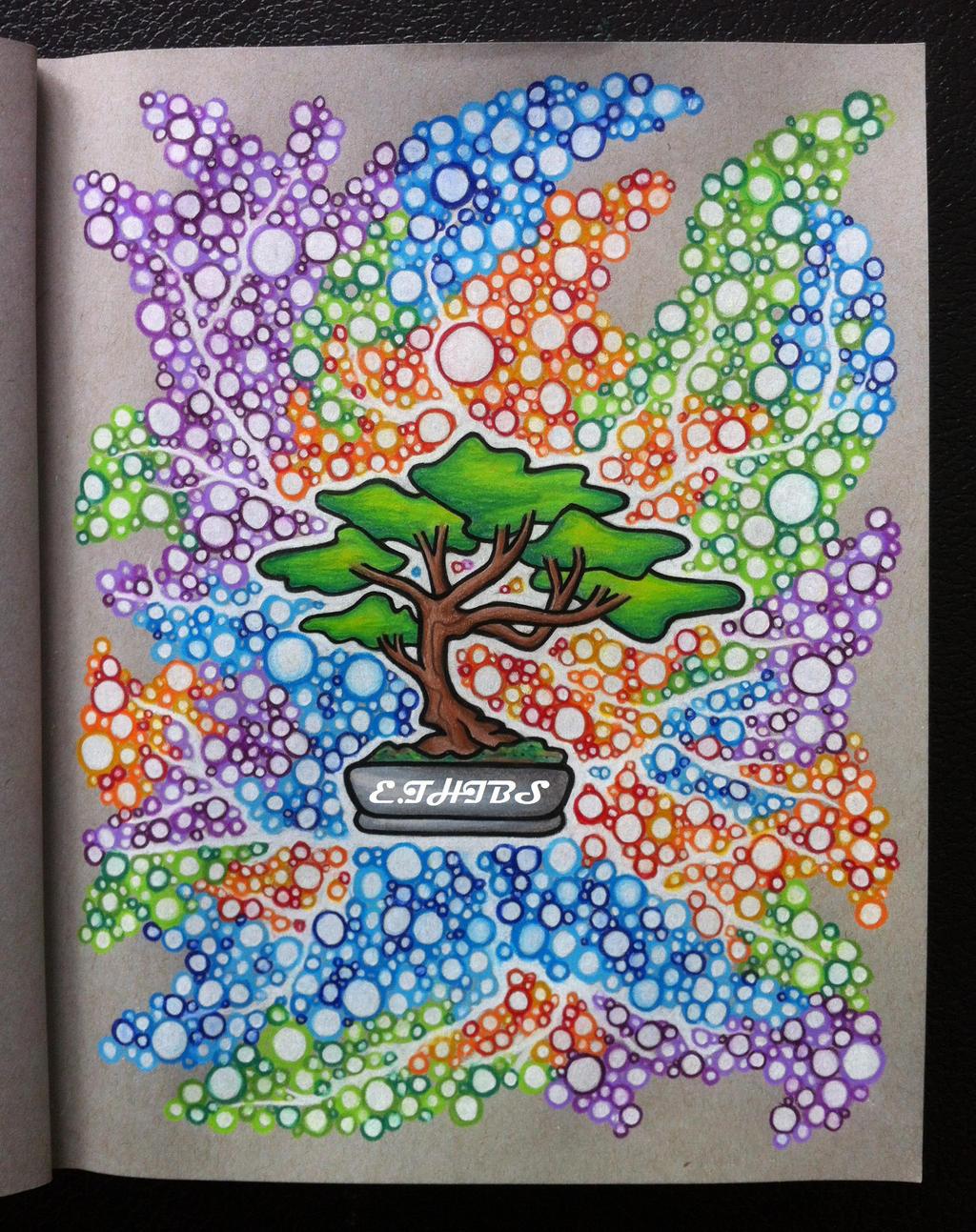 Bonsai Tree by EhrenThibs