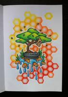 Bonsai Hive by EhrenThibs