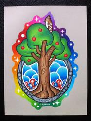 Tree Of Life by EhrenThibs