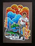 Terry Fox by EhrenThibs