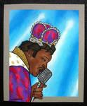 King Solomon Burke by EhrenThibs