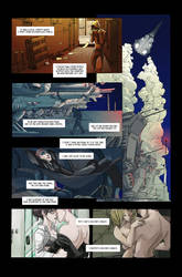 Punch MacBolt and the Pirate Lovers: Sample page 1 by measlyflee