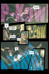Punch MacBolt and the Pirate Lovers: Sample page 3 by measlyflee