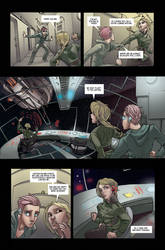 Punch MacBolt and the Pirate Lovers: Sample page 4 by measlyflee