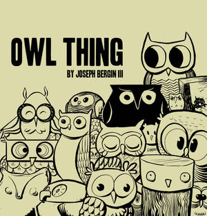 OWL THING COVER