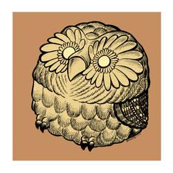 Owltober 9th by sayunclecomics