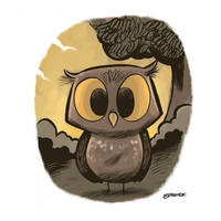 Owltober 2nd 2009 by sayunclecomics