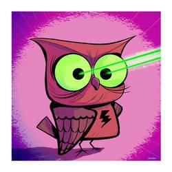 Owltober 15th 2009 by sayunclecomics