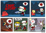 CAVE STORY - fool for love