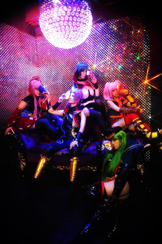 Glittering Crux Brigade by kyokohk38