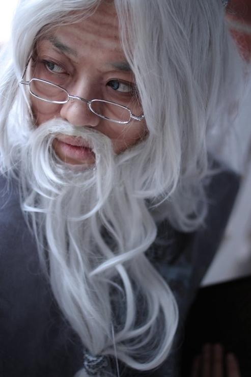 Albus Dumbledore by kyokohk38
