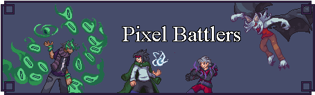 Pixel Battlers by inazumathelightning