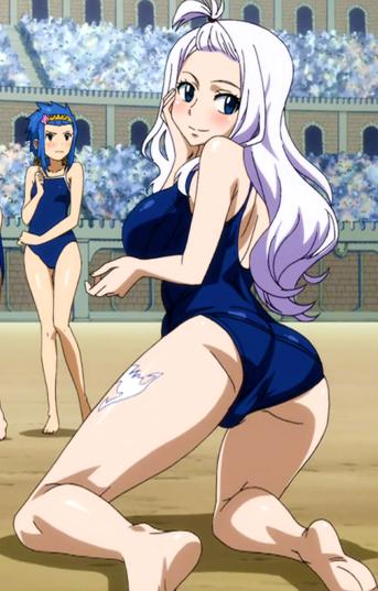Fairy Tail Mirajane Bikini