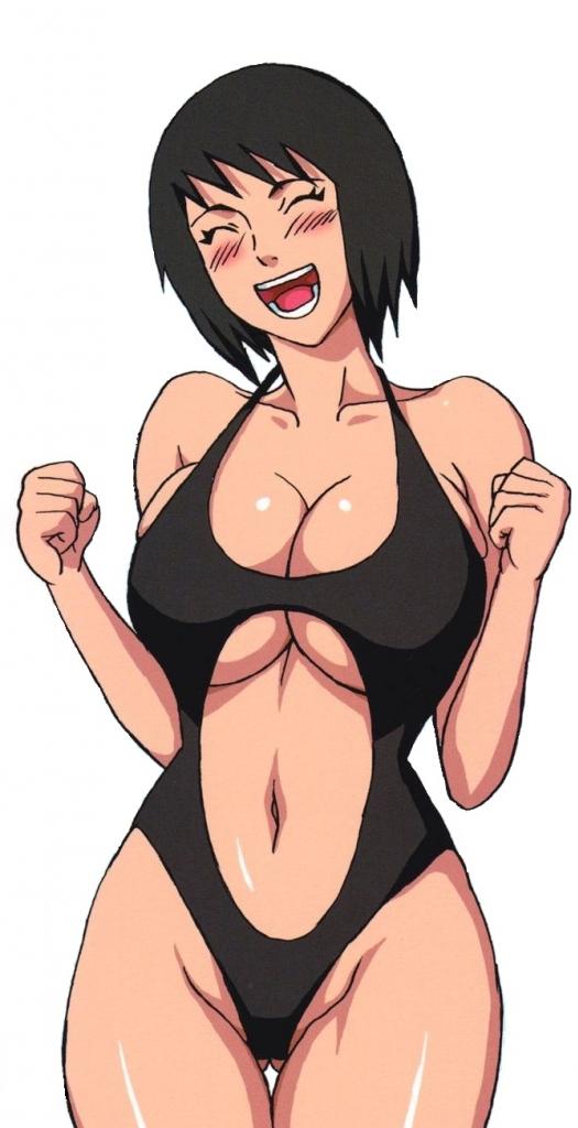 sexy naked kurinai naruto