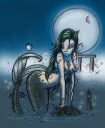 Sirene colorisee by Tovenesto