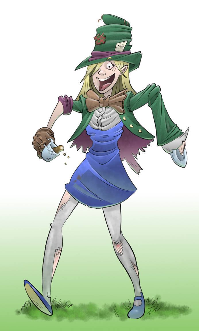 Mad Alice by Tovenesto