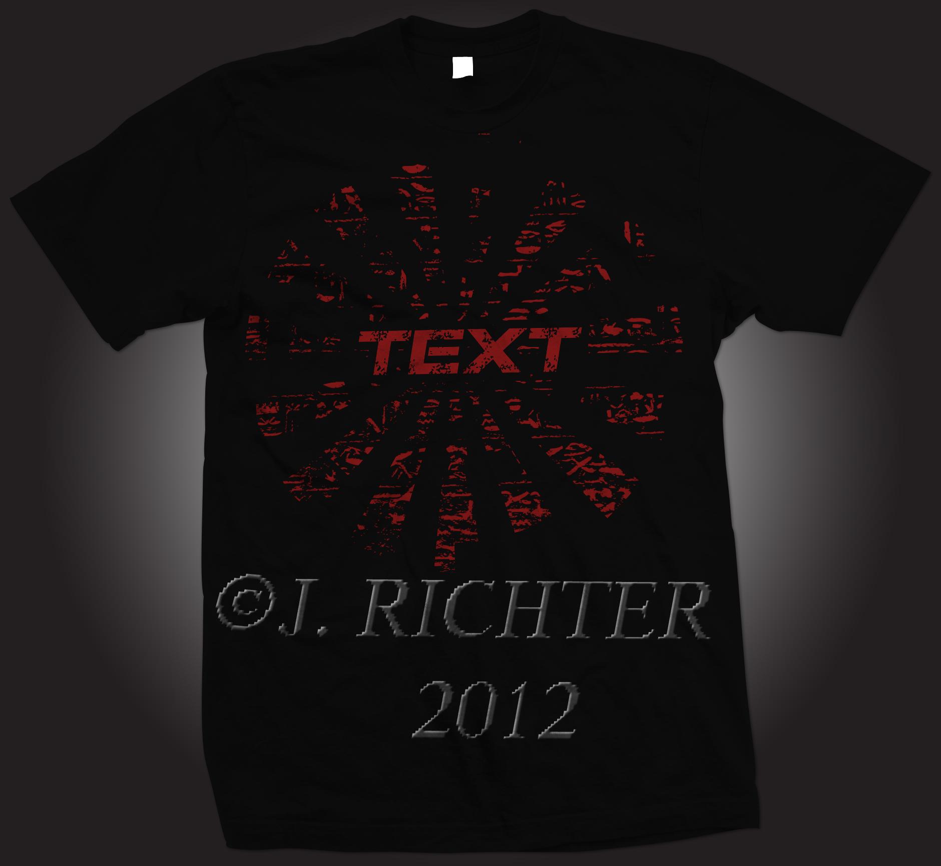 T shirt sample 3 by jmr designs on deviantart for T shirt sample design