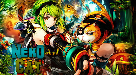 [Signature] Neko And Cat With MadaraBrek