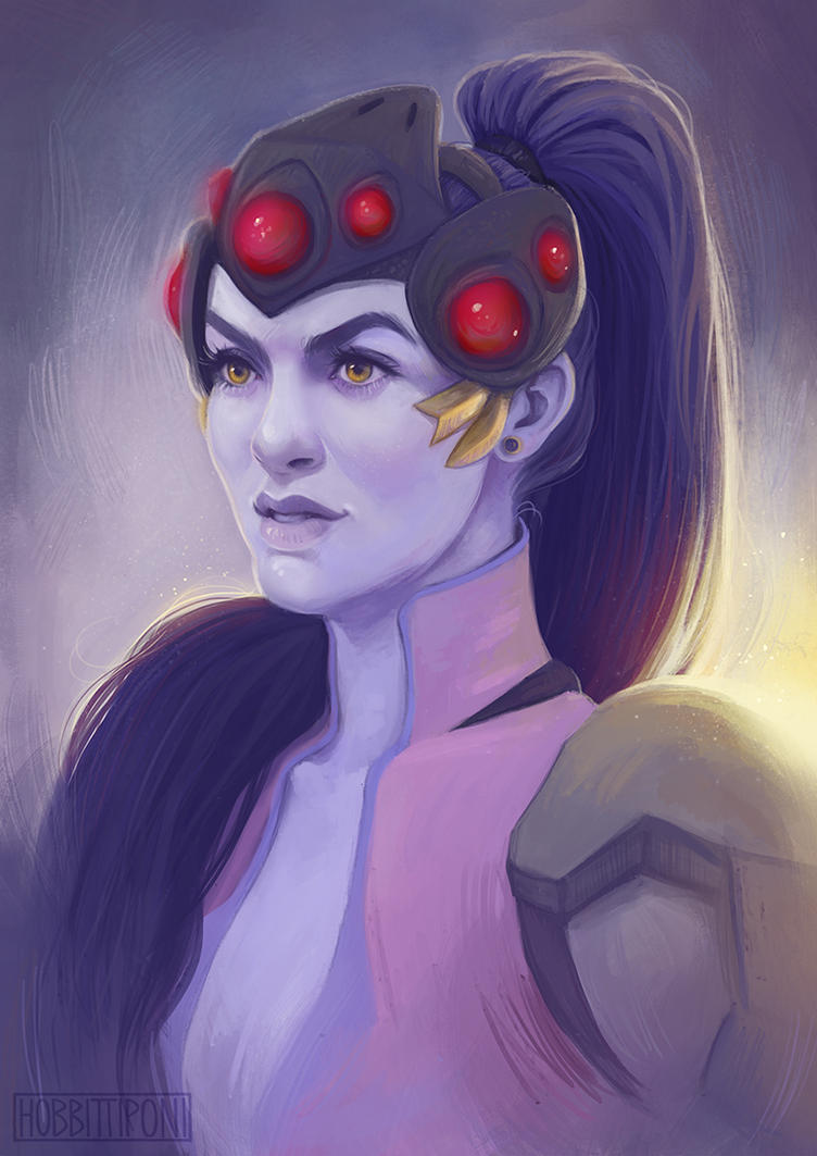 Widowmaker by hobbittiponi