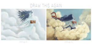 Draw this again: Spirit of the Wind