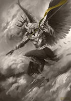 Contestentry: Athanasius by hobbittiponi