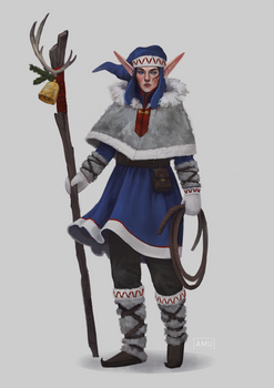 Elf of the North