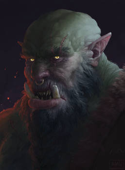 Giant Orc