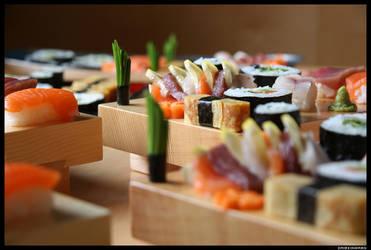 Sushi by SmirkingMan