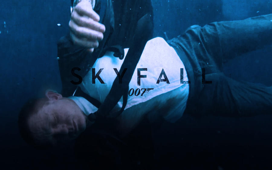 James bond skyfall wallpaper hd fanmade by chiefbloodone - James bond images hd ...