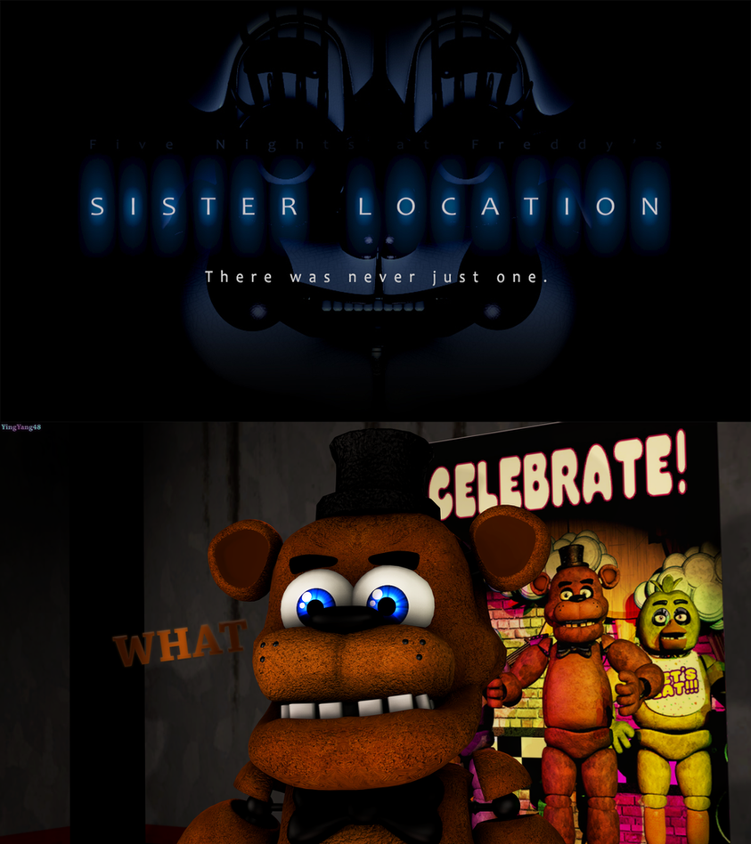 Are You Ready Freddy?