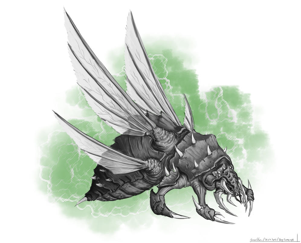 a bug for starcraft