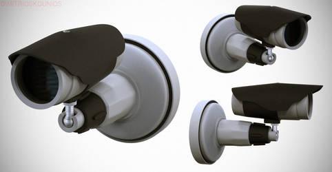 CCTV camera speed model by dkounios