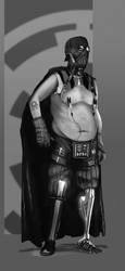 Kinky Old Vader by dkounios
