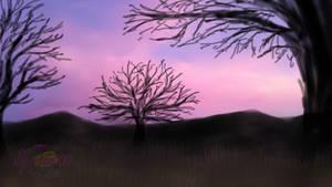 Beauty in the barren wasteland
