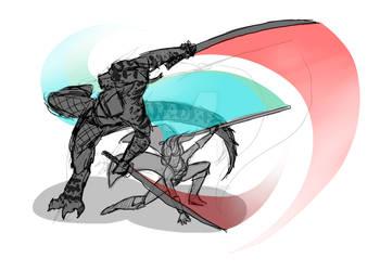 Dance Of Blades