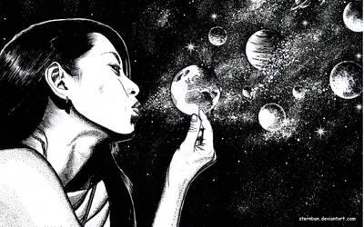 Cosmic Breath by sternban