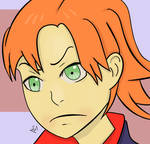 Unhappy Nora by Secantz