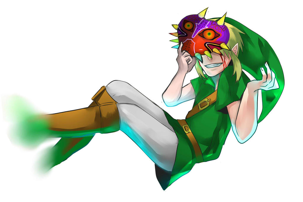 Ben drowned 2(before edit) :creepy pasta by ichimatsu14