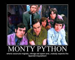 Monty Python motivational