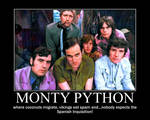 Monty Python motivational