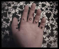 take my hand, drowning in love by RestlessWolfSpirit