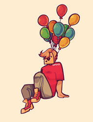 balloons by voistly