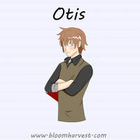 Character Intro: Otis by Faymara